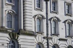 Stockport stadshus Arkivbild