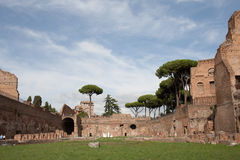 Stocksancient hippodrome in Rome Stock Image