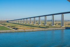 Stockton most zdjęcia stock