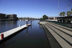Stockton Waterfront Stock Photo