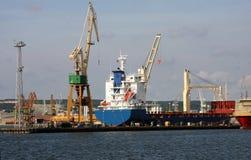 stocznia Fotografia Stock