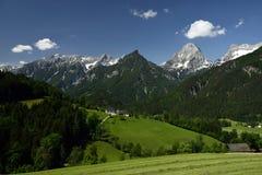 Stodertal, Totes Gebirge, Oberosterreich, Austria royalty free stock images