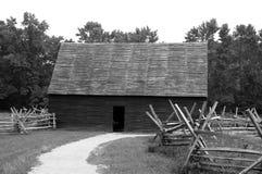 stodoła kraju Zdjęcie Royalty Free