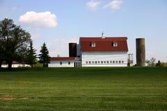 stodoła pastwiska Fotografia Stock