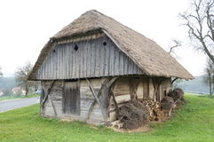 stodole drewniany Obrazy Stock
