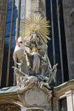 Stoel van St. John van Capistrano Royalty-vrije Stock Afbeeldingen