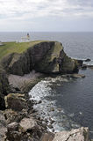Stoer Head. View of Stoer Head in Sutherland Highlands Scotland Royalty Free Stock Images
