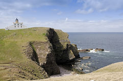 Stoer Head. View of Stoer Head in Sutherland Highlands Scotland Stock Photo