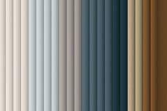 Stof in de kleur van de Gradiënt Stock Afbeeldingen