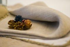 Stoffen en textielproducten Royalty-vrije Stock Afbeelding
