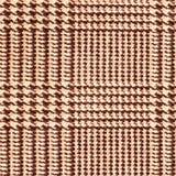 Stoffentextuur, geruit Schots wollen stofpatroon Voor natuurlijke achtergrond, banner, druk, malplaatje, Web, decoratie Beige en  Royalty-vrije Stock Afbeelding