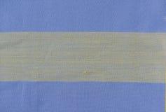 Stoffentextuur voor achtergrond Stock Afbeeldingen