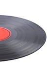 Stoffig vinylverslag stock foto's