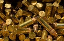 Stoffige kogels Royalty-vrije Stock Afbeelding