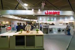 Stojak firma Galanz obrazy stock