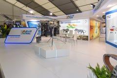 Stojak Hindustan aeronautyka Ltd obrazy stock