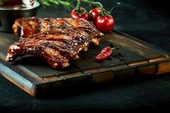 Stojak korzenni barbecued chili dodatkowi ziobro zdjęcie royalty free
