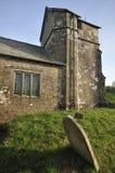 Stoke Pero Church Stock Image