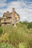 Stokesay Castle Gatehouse Royalty Free Stock Photography