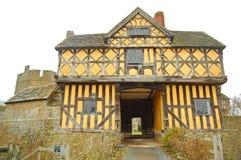 Stokesay gatehouse Royalty-vrije Stock Afbeelding