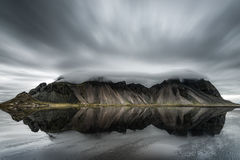 Stokksnes Royalty Free Stock Photos
