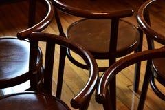 Stol av rummet Fotografering för Bildbyråer