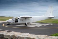 STOL-flygplan Arkivbilder