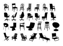 stolar Arkivfoton