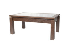 stolik do kawy Obrazy Stock
