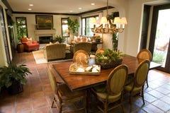 stolik na śniadanie Fotografia Royalty Free