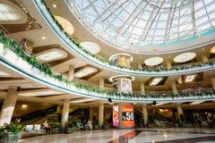 Stolitsa is a major shopping center in Minsk Royalty Free Stock Image