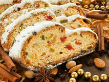 Stollen Royalty Free Stock Image