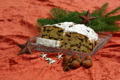 Stollen Images stock