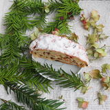 Stollen cake Stock Images