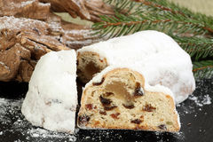 Stollen Royalty Free Stock Images