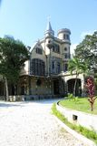 Stollmayer`s Castle in Port of Spain, Trinidad and Tobago Royalty Free Stock Photos