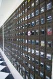 Stolpe - kontor i Chile Arkivfoto