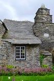 Stolpen - kontor på Tintagel Royaltyfri Bild