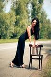 stolskvinna Royaltyfria Foton