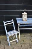 stolstabell Fotografering för Bildbyråer