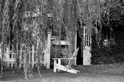 stolsträdgård fotografering för bildbyråer