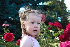 Stolt prinsessa Royaltyfri Foto