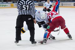 Stolyarov G. (71) vs Stas A. (23) Stock Images