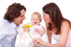 Stolze Muttergesellschaft stockfotos