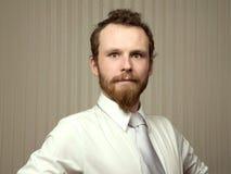 Stolzer Unternehmer Stockbilder