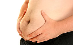 Stomach Royalty Free Stock Photos