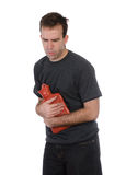 Stomach Ache Stock Images