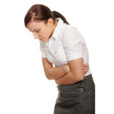 Stomach issues Stock Images
