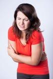 stomachache Стоковая Фотография