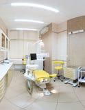 Stomatologic cabinet Stock Images